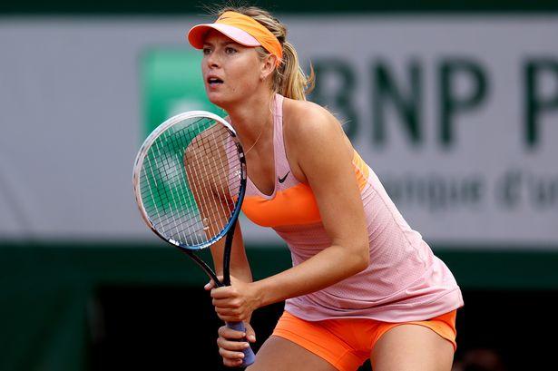 Maria-Sharapova