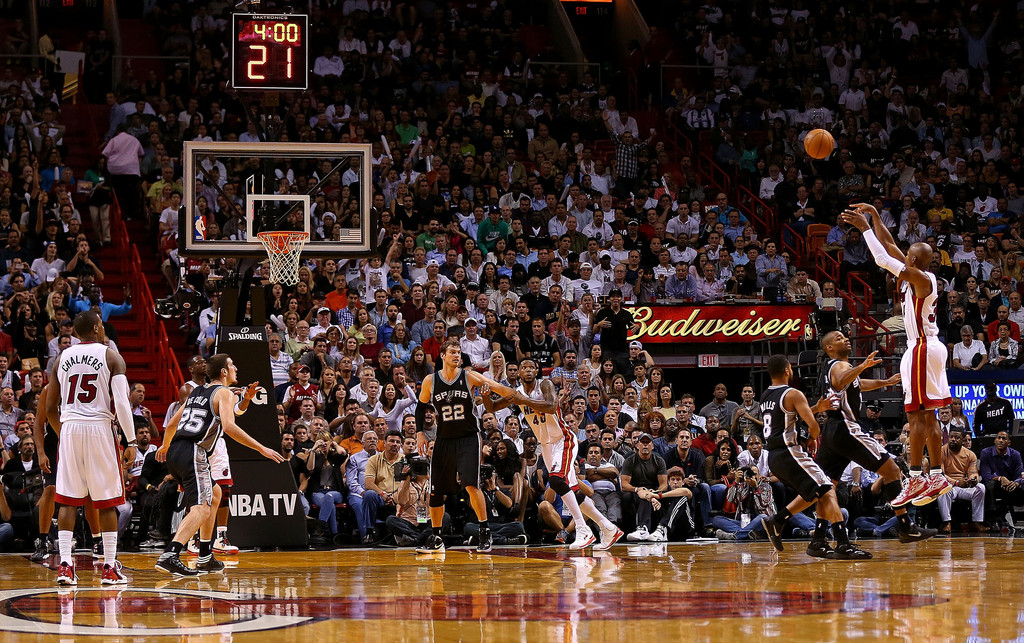 San+Antonio+Spurs+v+Miami