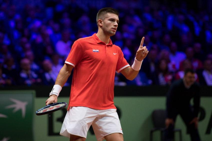 davis-cup-borna-coric-routs-jeremy-chardy-to-move-croatia-in-front