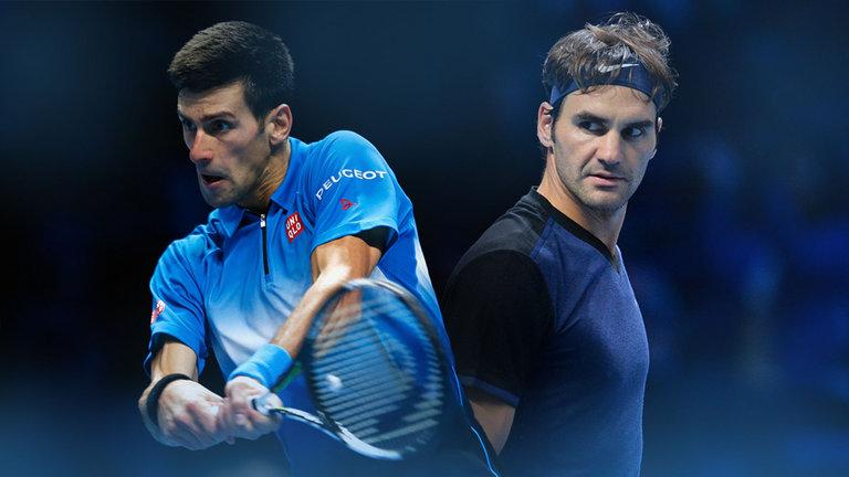Federer-and-Djokovic-2