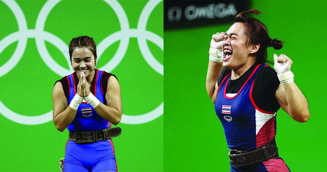 Thaiweighliftingworldchampions