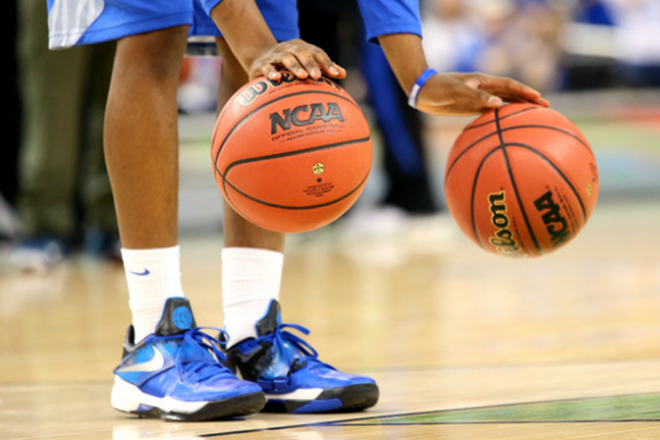Handle-A-Basketball