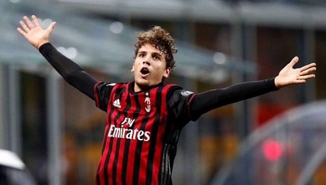 Manuel Locatelli - Sao trẻ đầy hứa hẹn của AC Milan - Tin Thể Thao