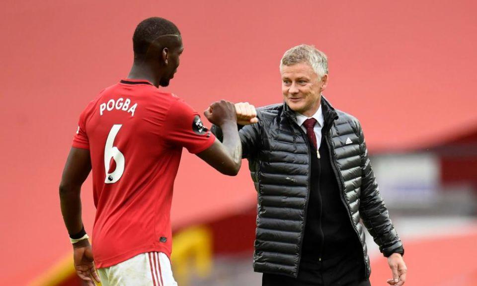 Paul Pogba đã bị ấn tượng bởi việc tuyển trạch của Man Utd