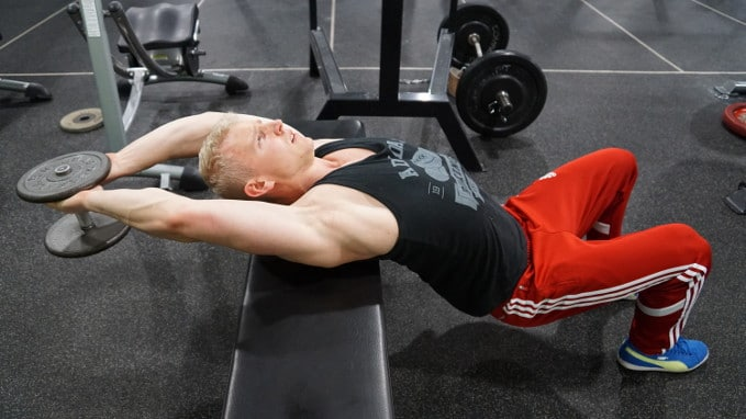straight-arm-dumbbell-pull-overs-for-ribcage-mobility