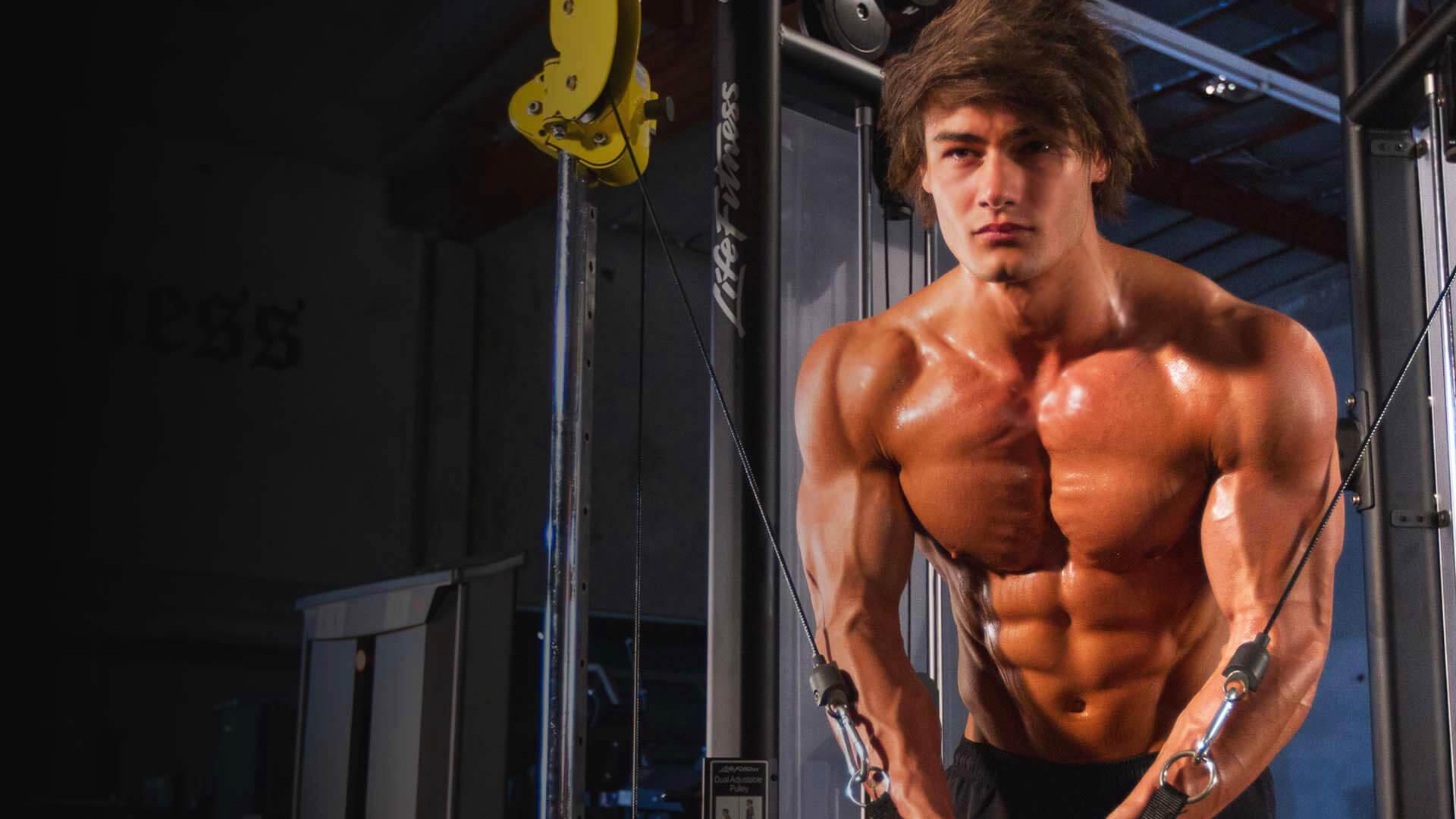 JeffSeid-workout-nutrition