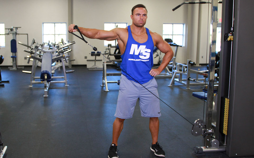 single-arm-cable-lateral-raise-crossbody