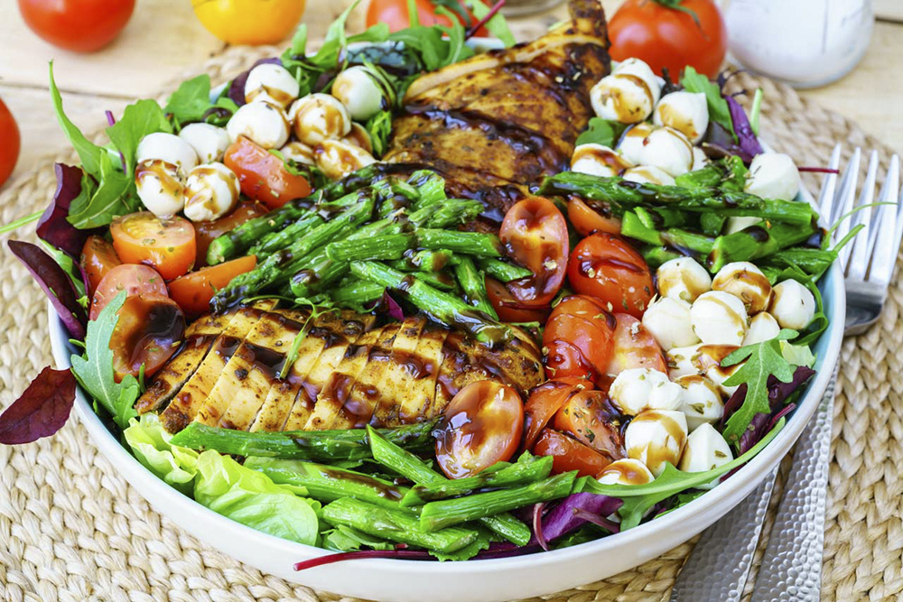 Eat-Clean-Caprese-Chicken-Salad-CleanFoodCrush