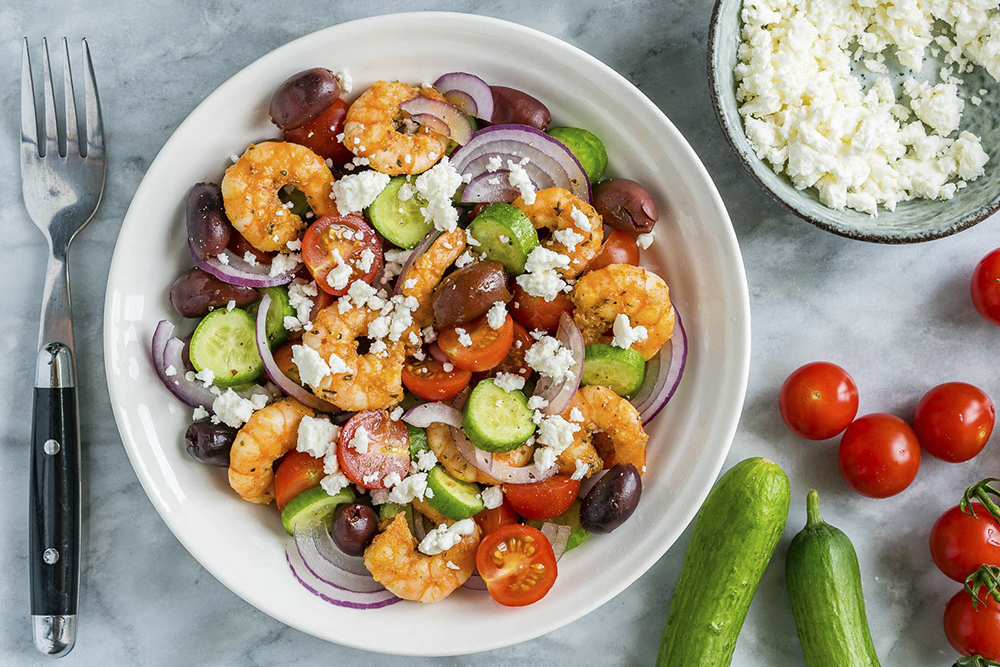 Eat-Clean-Greek-Shrimp-Salad