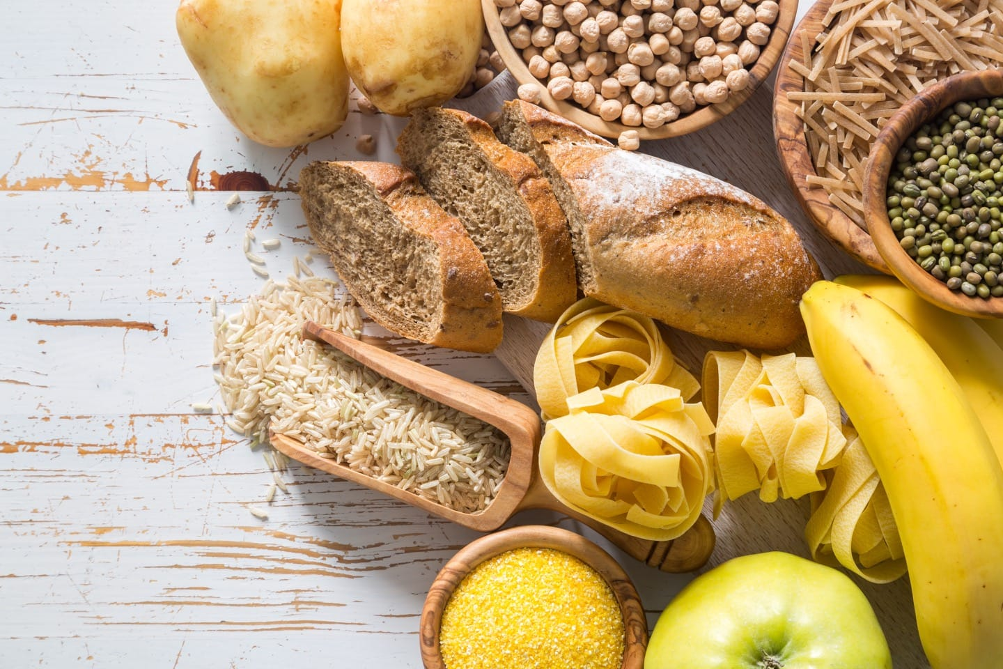 Selection-of-comptex-carbohydrate-food-sources