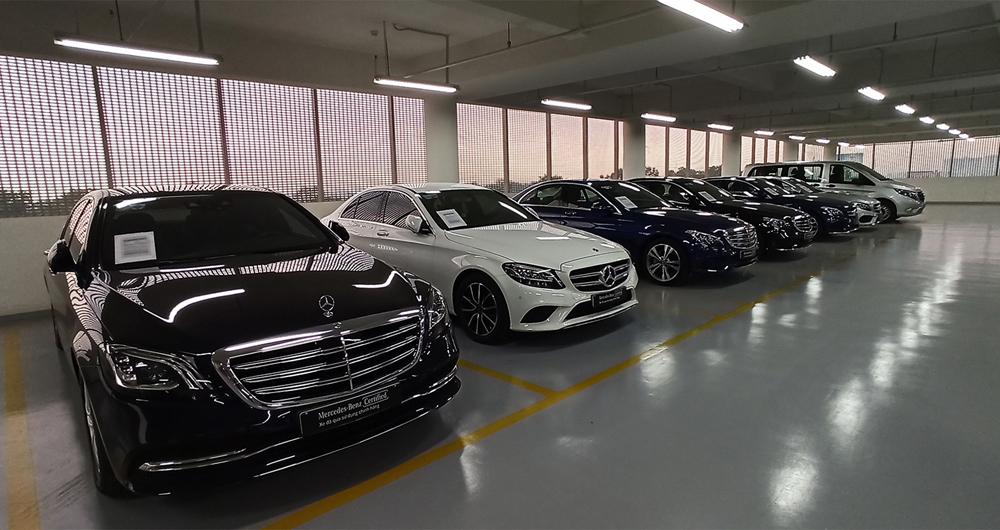Mercedes-Benz Vietnam Sta