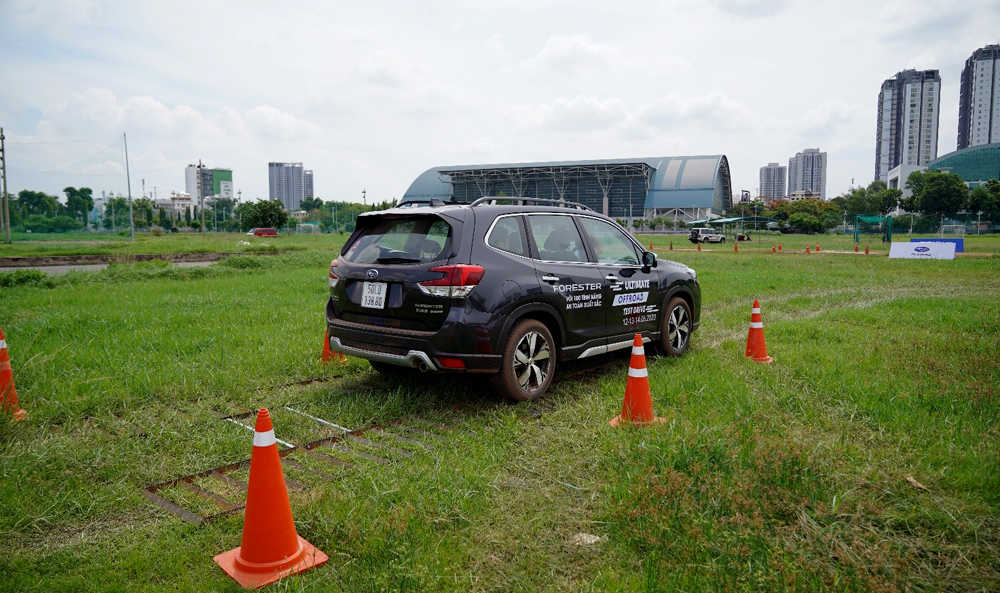 Subaru Ultimate Test Drive 2020-1