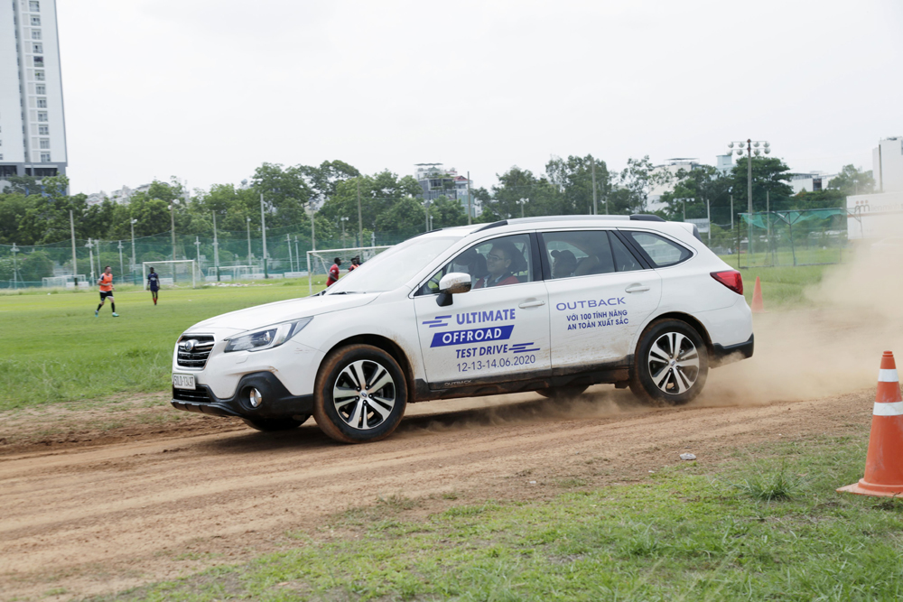 Subaru Ultimate Test Drive 2020 (8)
