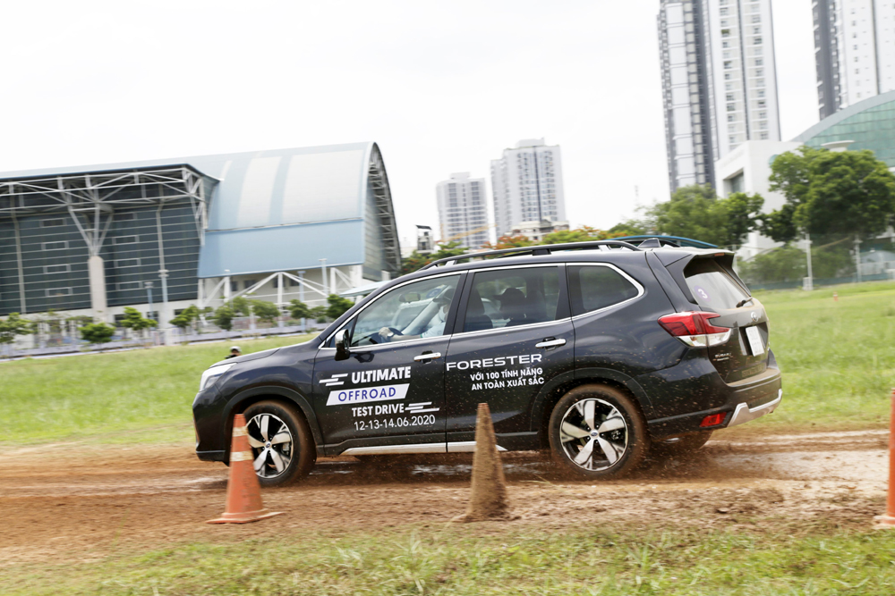 Subaru Ultimate Test Drive 2020 (9)