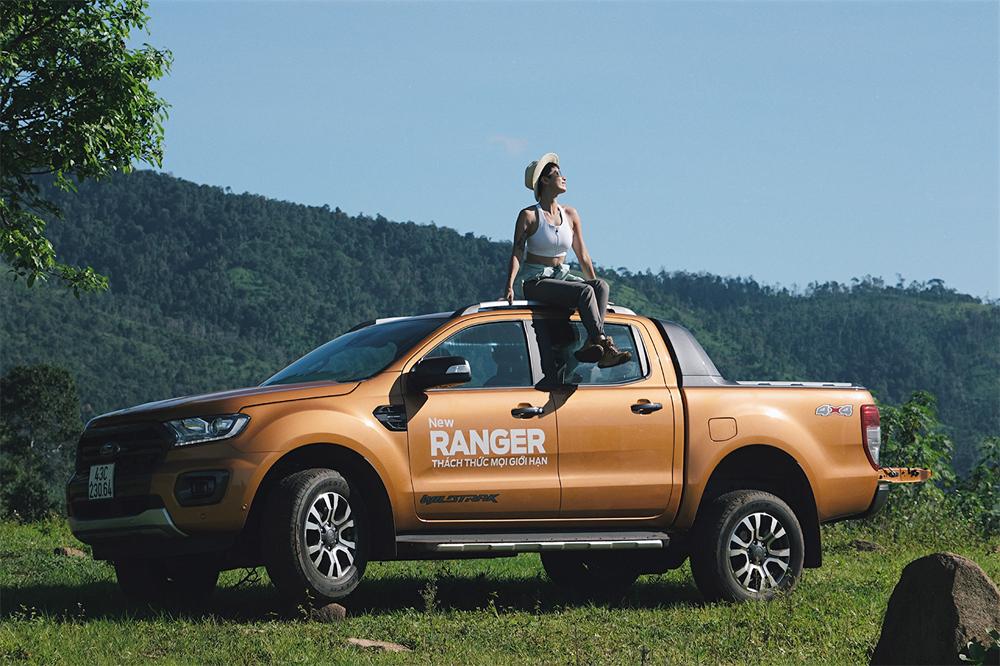 Ranger x Ms. Le Hang 1