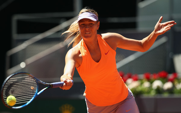 Maria+Sharapova+Mutua+Madrid+Open+Day+Two+eZ9tS2HD9mPl