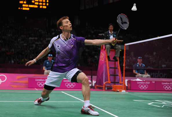 Hyun+Il+Lee+Olympics+Day+9+Badminton+0tXP8Njs3uXl