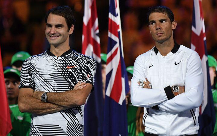 Federer lan luot Nadal 2017