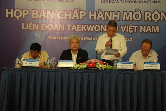Lucky88 tổng hợp  : Taekwondo Việt Nam trở lại mạnh mẽ sau đại dịch