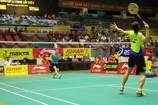 Li-Ning tu hao tai tro trang phuc giai bong chuyen nu quoc te VTV Cup 2017 (6)