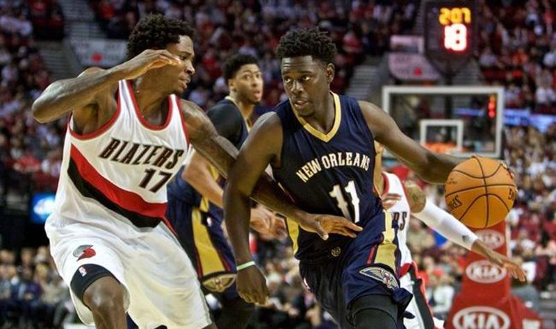 Pelicans Vs Trail Blazers Detail: New Orleans Pelicans (Game 2