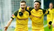 Highlights: Hertha Berlin 2-3 Dortmund (Bundesliga)