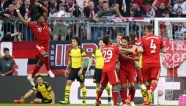 Highlights: Bayern Munich 5-0 Dortmund (Bundesliga)