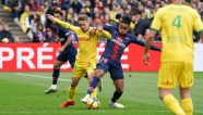 Highlights: Nantes 3-2 PSG (Ligue 1)