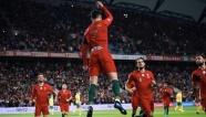 Hat-trick thứ 55 của Cristiano Ronaldo