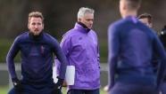 Jose Mourinho và buổi tập đầu tiên tại Spurs