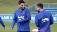 Luis Suarez bật mí về mối quan hệ với Leo Messi