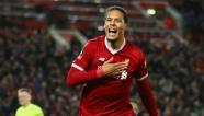 Virgil Van Dijk ra mắt hoàn hảo tại derby Merseyside