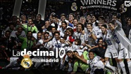 Real Madrid giành La Decima tại Lisbon