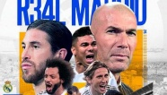 Real Madrid vô địch La Liga mùa giải 2019-20