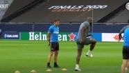 Conte - Lukaku 'mùi mẫn' trước thềm Europa League