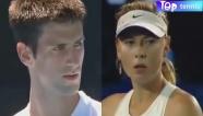 Video 10 tình huống 'điên rồ' nhất lịch sử quần vợt