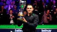 Video 'phù thủy' O'Sullivan lần thứ 7 đăng quang UK Championship 2018