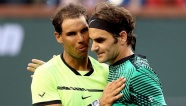 Video Nadal 'hủy diệt' Federer ở Miami Open