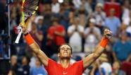 Video những pha ăn mừng 'bá đạo' của Nadal ở mùa giải 2018