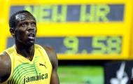 'Tia chớp đen' Usain Bolt dương tính Covid-19