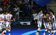 Bảng G Champions League: Porto hòa thất vọng trước 10 người Copenhagen