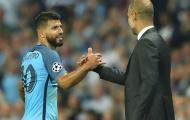 Man City thắng đậm, Pep đưa Aguero 'lên mây'