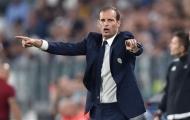 Juventus không thắng, Allegri tin đó là điềm lành