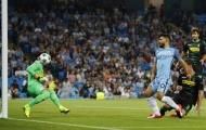 Chùm ảnh: Aguero 'bắn phá' liên hồi, Man City đại thắng ngày ra quân