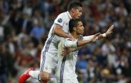 Chùm ảnh: Ronaldo 'nén đau' giúp Real Madrid hạ gục đội bóng cũ