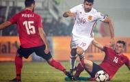 Chật vật đánh bại Albania, Tây Ban Nha đòi lại ngôi đầu