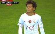 Galatasaray cho cầu thủ 14 tuổi đá đội 1
