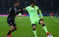 02h45 ngày 24/11, M'Gladbach vs Man City: Vé tiếp dành cho người Anh