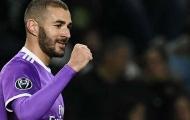 Karim Benzema vượt qua thành tích ghi bàn của Eusebio ở Champions League