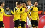 Trận Dortmund - Legia Warszawa có số bàn thắng cao nhất lịch sử Champions League